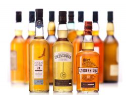 Diageos 2018 Scotch Whiskey Special Releases