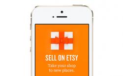 mobile app etsy